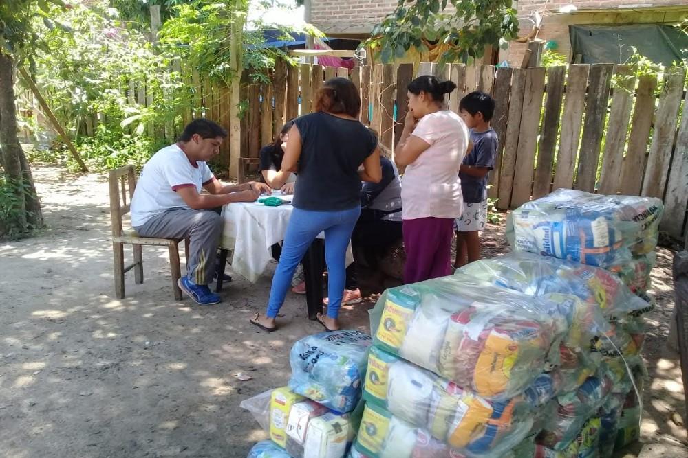 Desarrollo Social continúa con el Operativo Sociosanitario en el norte