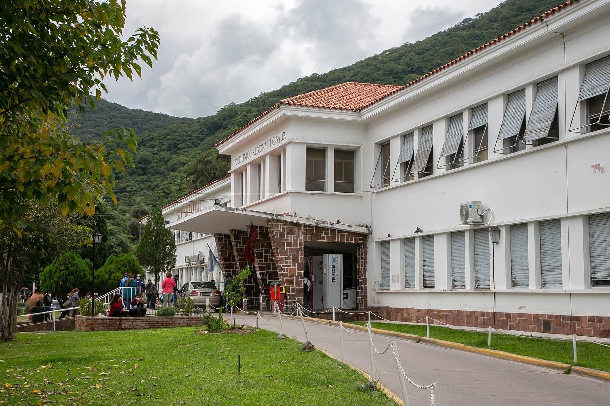 El hospital San Bernardo habilitó consultorios externos para pacientes en tratamiento