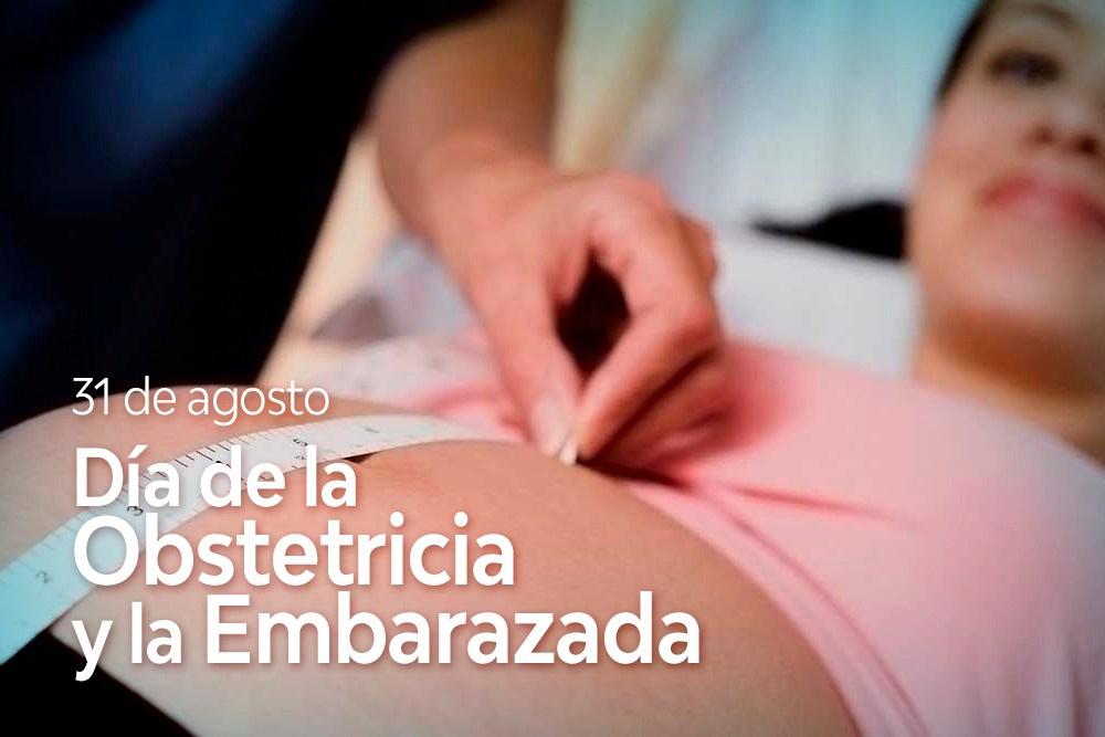 Hoy es el Día de la Obstetricia y la Embarazada