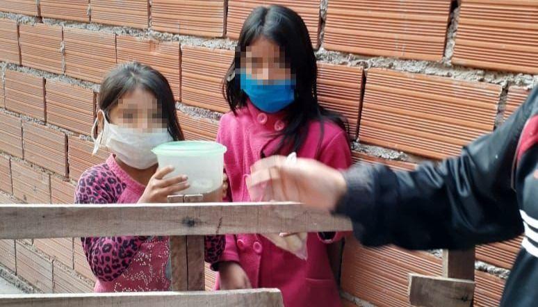 El comedor Creciendo Juntos de Atocha II brinda un servicio social a 150 chicos