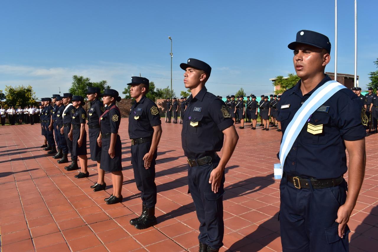 El 28 de septiembre iniciarán las inscripciones para las escuelas de Policía