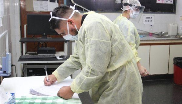 Convocan a estudiantes del último año al Hospital de Tartagal