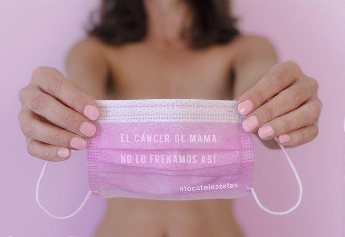 Hoy es el Día Mundial De La Lucha Contra El Cáncer De Mama