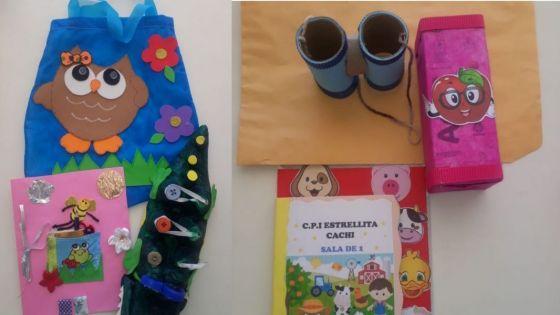 Continúa la entrega de kits lúdicos en los Centros de Primera Infancia