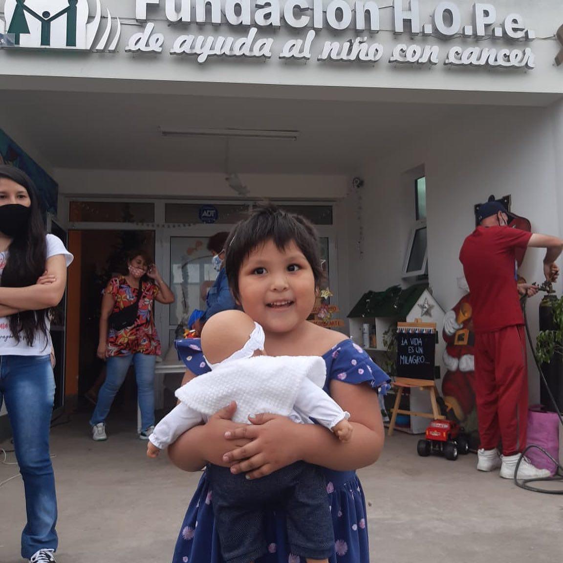 Diagnosticado a tiempo, el cáncer en niños es una enfermedad curable