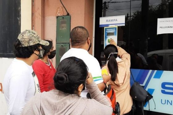 Salteños comenzaron a renovar el Pase Libre Estudiantil