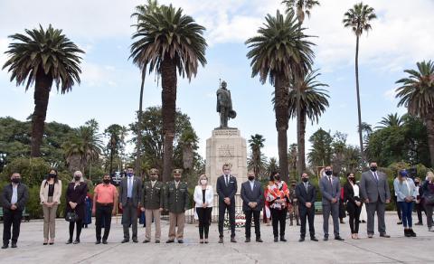 El Concejo Deliberante homenajeó a la ciudad de Salta en un nuevo aniversario de su fundación
