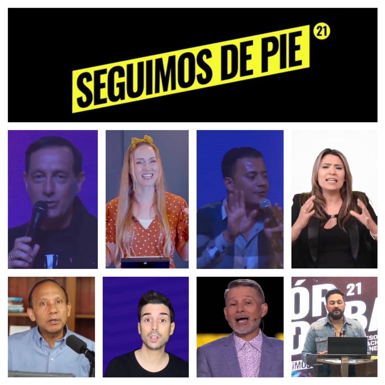 #SeguimosDePie, el Webinar Juvenil que se registró desde Argentina para el mundo