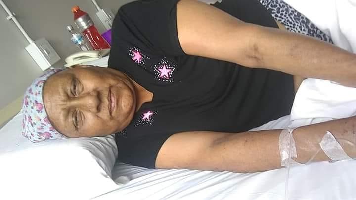 Mary Vivero necesita 100 mil pesos para una operación