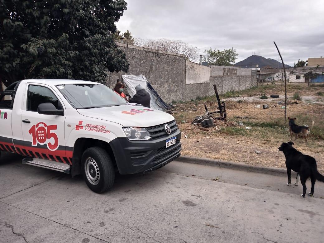 El Refugio Municipal continúa brindando asistencia a personas que desean salir de la situación de calle