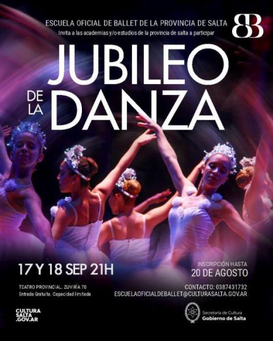 La Escuela Oficial de Ballet presentará el Jubileo de la Danza