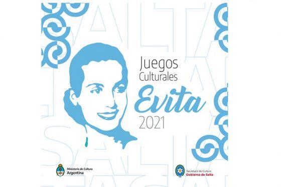 Llaman a participar de los Juegos Culturales Evita 2021