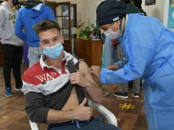 Lugares estratégicos de vacunación COVID-19 durante el fin de semana