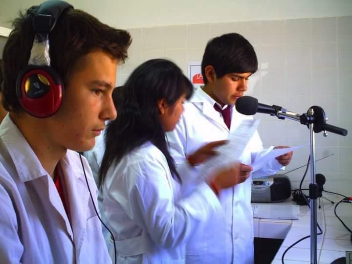 La Radio Educativa de Seclantás cumple 11 años de servicio