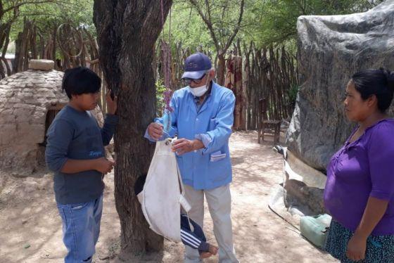 Se fortalece la asistencia sanitaria en comunidades de San Martín y Rivadavia