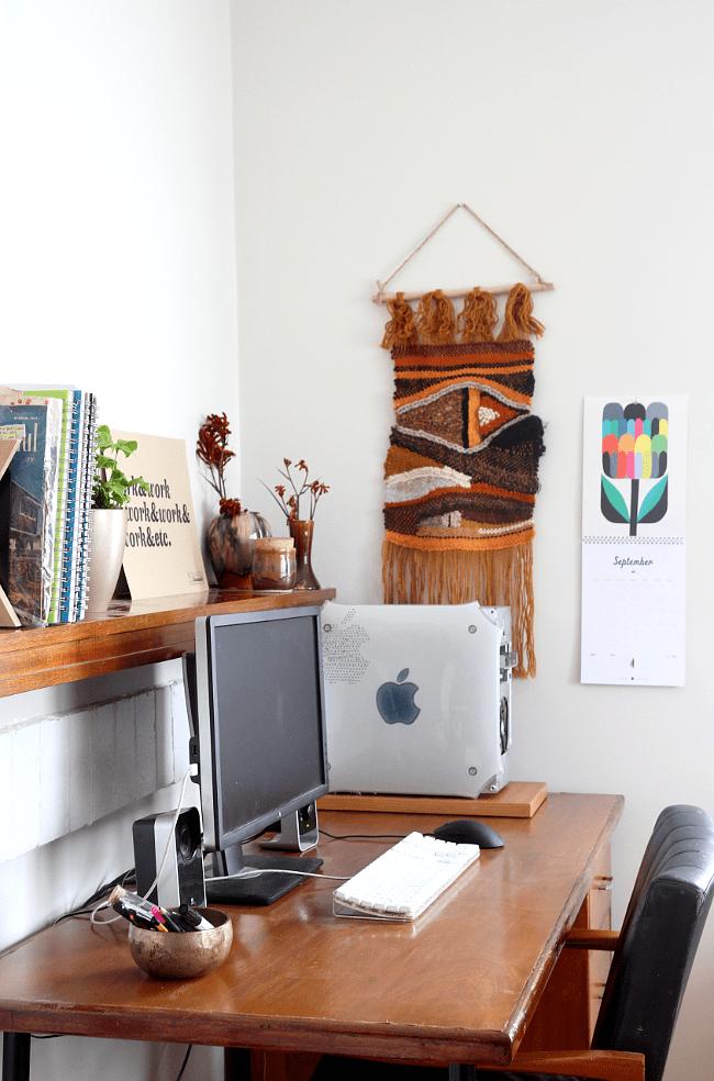 Workplace desk work | Saltbush Avenue