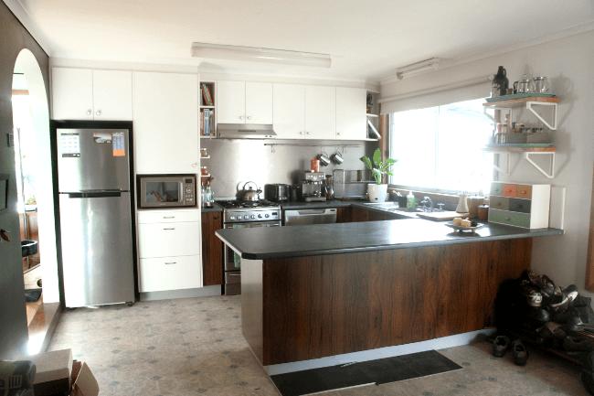 Kitchen, current