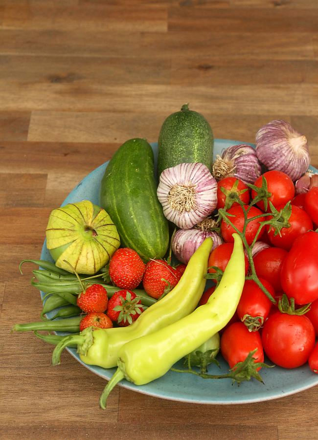 Hot tips for the veggie garden | Saltbush Avenue