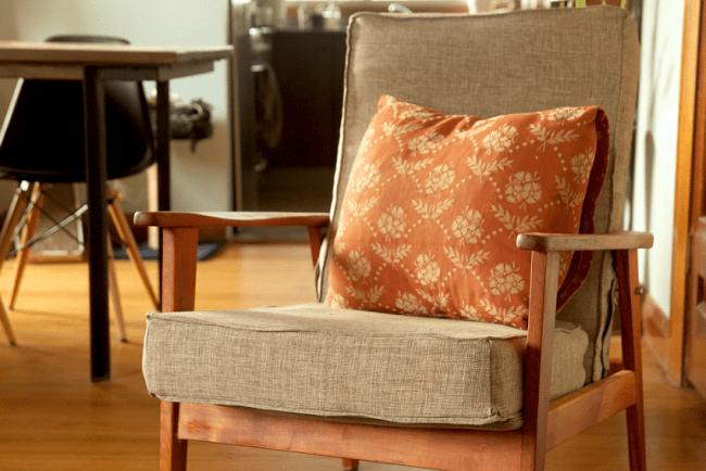 Retro Armchair Restoration | Saltbush Avenue