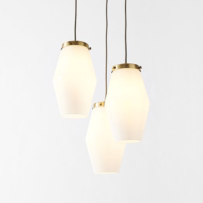 Mid-Century Pendant, West Elm | Which Light Is Right? - Saltbush Avenue