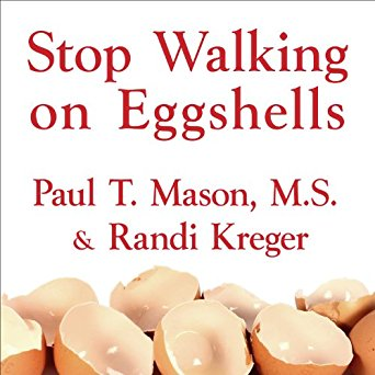 cover of Stop Walking on Eggshells – Taking Your Life Back When Someone you Care About has Borderline Personality Disorder book