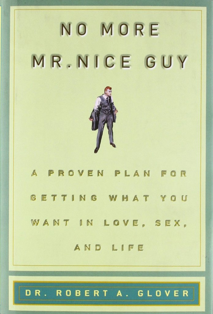 cover of No More Mr. Nice Guy book