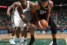 The Triple Team: Three Thoughts on Jazz vs. Spurs 12/14/13