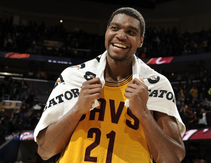 Could Andrew Bynum be a Jazzman? Why, and for how long? Photo by David Liam Kyle/NBAE via Getty Images