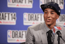 NBA Draft: Jazz Land Exum, Hood