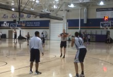 Notes on Day 1 of Utah Jazz Summer League Practice