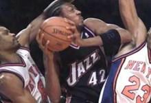 What If: the Utah Jazz had kept Donyell Marshall?