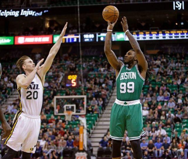 The Triple Team Three Thoughts On Utah Jazz Vs Boston Celtics