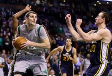 The Triple Team: Three Thoughts on Jazz @ Celtics 3/4/15