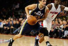 Game Recap: Jazz @ Pistons 10/28/15