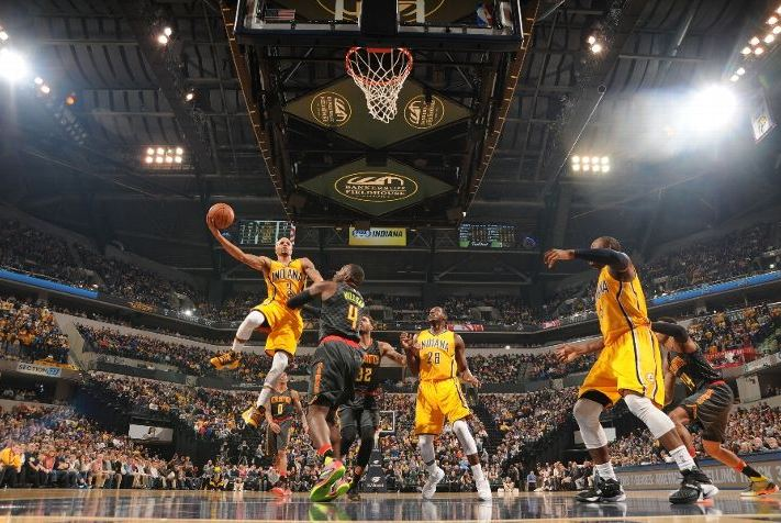 Photo by Ron Hoskins - NBAE via Getty Images New Jazz player vs. Old Jazz player