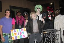 Jimbo's Mailbag – Jazz Player Halloween Party