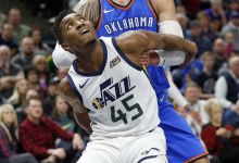 Thunder Defense Too Much in Jazz 89 – 103 Loss