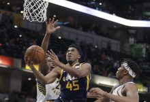 Mitchell Scores 18 in 3 Minutes as Jazz Blow Out Pelicans