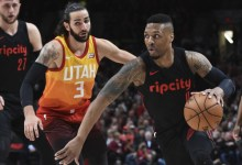 Jazz Fall to Blazers, Lose Home Court to OKC