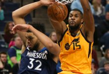 Dominant Jazz Leap Timberwolves for 6th in West