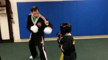 Karate - martial art - not a toy