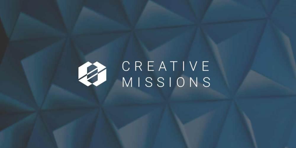 Creative Missions Header Image