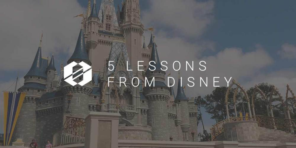 5 Lessons from Disney for the Church