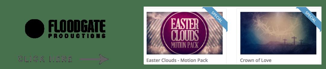 Free Easter Motion Backgrounds - Floodgate