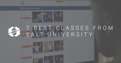 7 Best Classes from SALT University