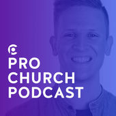 Great Podcasts for Creatives - Pro Church Podcast