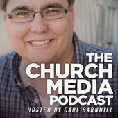 Great Podcasts for Creatives - Church Media Podcast