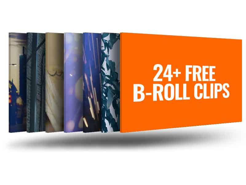Free Resource: B-Roll Pack