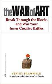 Creative books: The War of Art