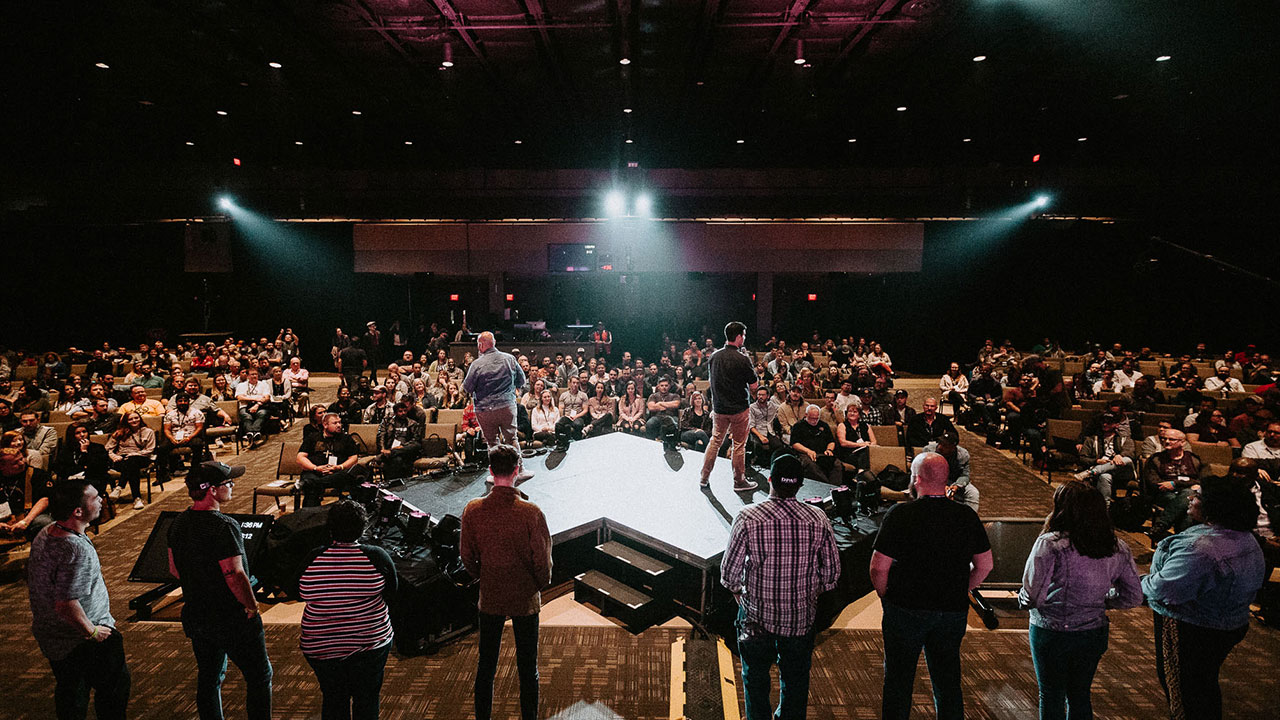 Send your team to SALT - The creative conference for the church